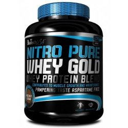 Nitro Pure Whey Gold от BioTech 4 кг
