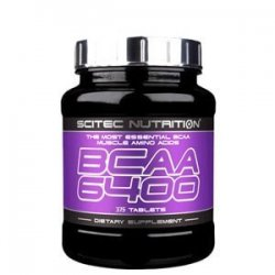 BCAA 6400 (125 таб) от Scitec Nutrition