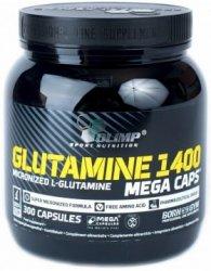 L-glutamine Mega Caps 1400 (300 caps) от Olimp Labs