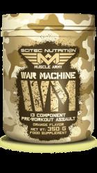 War Machine 350 грамм от Scitec Nutrition