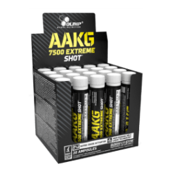 Aakg Extreme Shot 20 шт x 25 мл