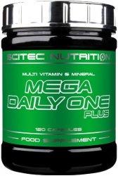 Mega Daily One Plus 60 caps від Scitec Nutrition