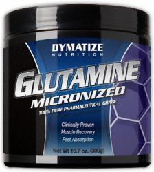 Glutamine від Dymatize Nutrition 300 грам