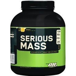 SERIOUS MASS от Optimum Nutrition 1370 грамм
