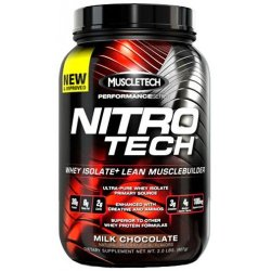 Nitro Tech Performance Series від MuscleTech 1814 р