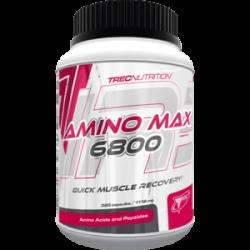 AMINO MAX 6800 от Trec Nutrition 450 caps