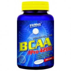 Amino BCAA Pro 4200 від FitMax 240 таб