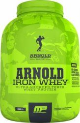 Iron Whey от Arnold Series (MusclePharm) 900 грамм