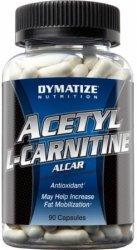Acetyl L-Carnitine від Dymatize Nutrition 60 капсул