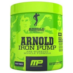 Iron Pump от Arnold Series (MusclePharm) 360 грамм