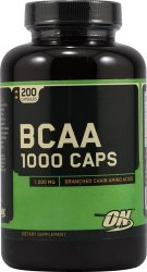BCAA 1000 от Optimum Nutrition 200 caps