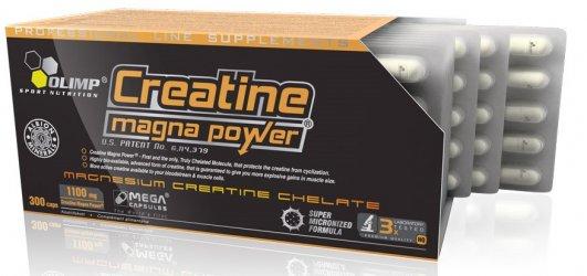 Creatine Magna Power від Olimp Labs 60 капсул (2 блістери)