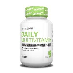 Витамины Daily Multivitamin от NUTRICORE 90 тabs