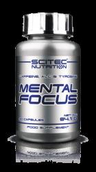 Mental Focus 90 caps от Scitec Nutrition