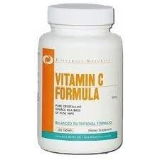 Vitamin C Formula (500 mg) від Universal Nutrition 100 таб