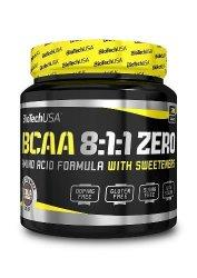 BCAA 8:1:1 ZERO 250 грамм от BioTech