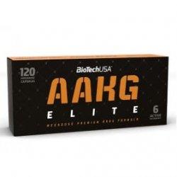 AAKG ELITE 120 caps от BioTech