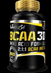 BCAA 3D 90 капс від BioTech