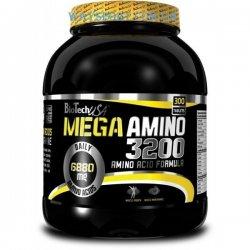 Mega Amino 3200 300 таб від BioTech