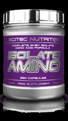 ISOLATE AMINO 500 caps от Scitec Nutrition
