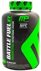 Battle Fuel XT 160 caps від Musclepharm