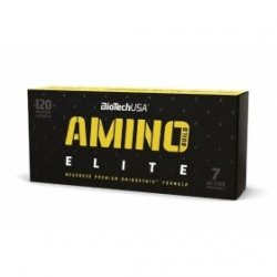 AMINO BUILD ELITE 120 caps от BioTech