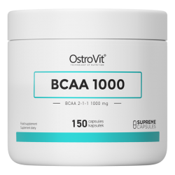 BCAA 2-1-1 1000 150 caps от Ostrovit
