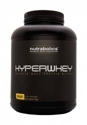 HyperWhey 2.2 кг от NutraBolics