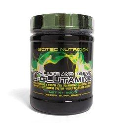 L- Glutamine 300 грам від Scitec Nutrition