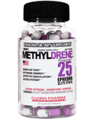 Methyldrene Elite 25 от Cloma Pharma 100 caps