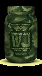 Warrior Juice 900 грамм от Scitec Nutrition