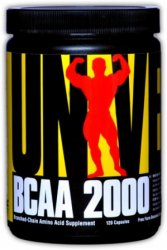 BCAA 2000 от Universal Nutrition 120 капсул