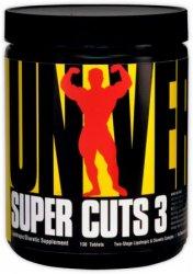 Super Cuts 3 від Universal Nutrition 120 таб