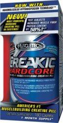 Creakic Hardcore от MuscleTech 180 капсул