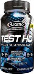 Test HD от MuscleTech 90 капсул