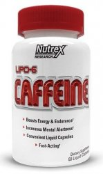 Lipo-6 Caffeine от Nutrex Research 60 капсул