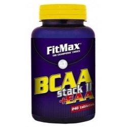 Amino BCAA Stack II + EAA від FitMax 240 таб