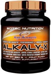 Alkaly-X від Scitec Nutrition 660 грам