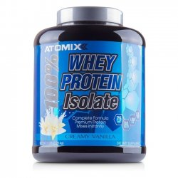 100% Whey Protein Isolate від ATOMIX 1кг