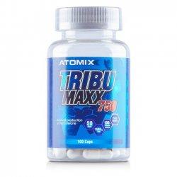 Tribu Maxx 750 мг от Atomixx 100 капсул