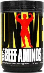 100% Beef Aminos от Universal Nutrition 200 таб