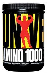 Amino 1000 від Universal Nutrition 500 капсул