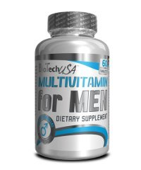 Multivitamin for Men от BioTech 60 tabs