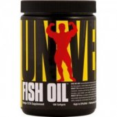 Fish Oil от Universal Nutrition 100 капсул