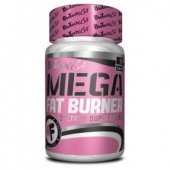 Mega Fat Burner 90 tabs від BioTech