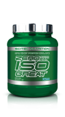 ZERO SUGAR/ZERO FAT ISOGREAT 900 грамм от Scitec Nutrition