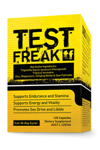 Test Freak 120 caps от PharmaFreak