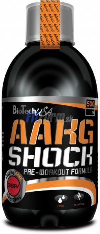 AAKG Shock Extreme от BioTech 500 мл