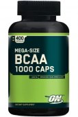 BCAA 1000 от Optimum Nutrition 400 caps