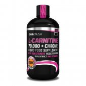 L-Carnitine 70.000 mg + Chrome от Bio Tech Nutrition 500 мл.